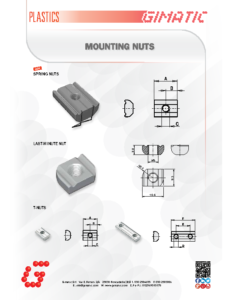 MOUNTING NUTS