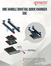 SQC-SQM-SQP Quick Changer