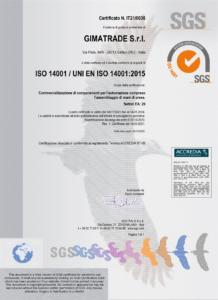 IT – ISO 14001