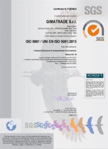 IT – ISO 9001